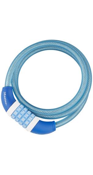 Masterlock 8231 Kabelschloss 10 mm x 1.200 mm blau